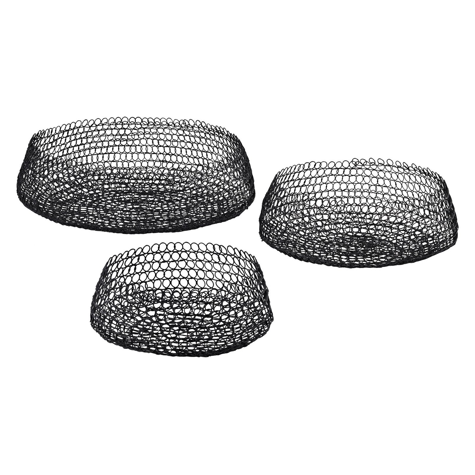 Dimond Home Welded Ring Decorative Bowls - Set of 3
