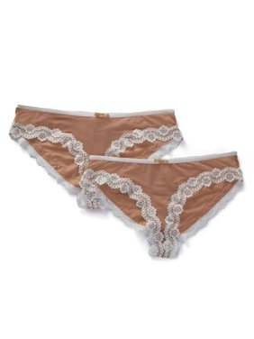 3ef708829 Product Image Women s honeydew 200497P Emily Hipster Panty - 2 Pack