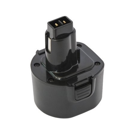 DeWalt DC750KA Battery - Replacement DeWalt 9.6V Battery (1300mAh,