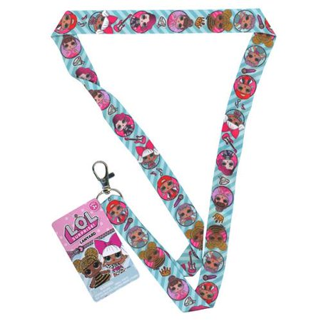 Wholesale LOL! Lanyard L.O.L Party Favors-12 Pcs