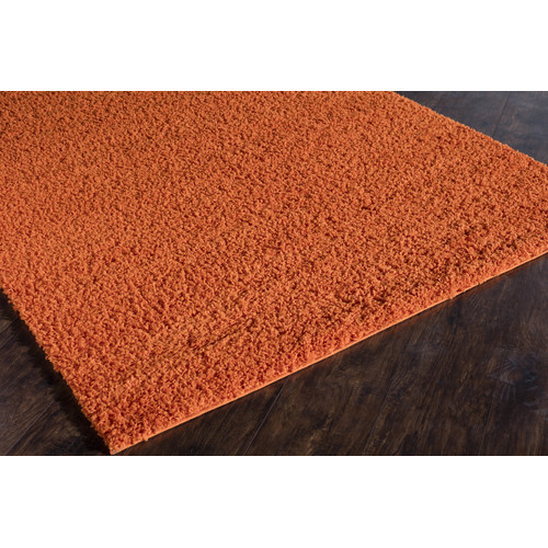 Rugs America Felicity Orange Area Rug