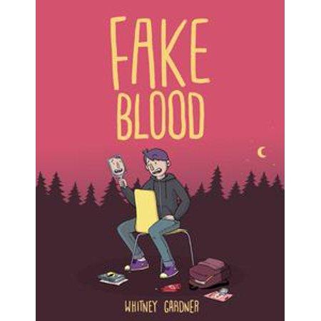 Fake Blood - eBook - Using Fake Blood