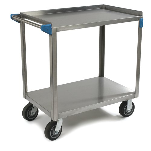 Carlisle Food Service Products 2 Shelf Utility Cart