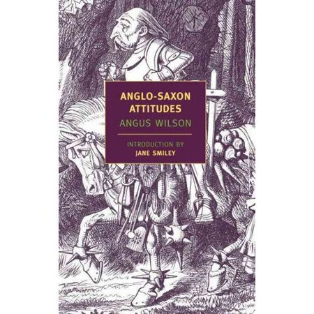 Anglo-saxon Attitudes by