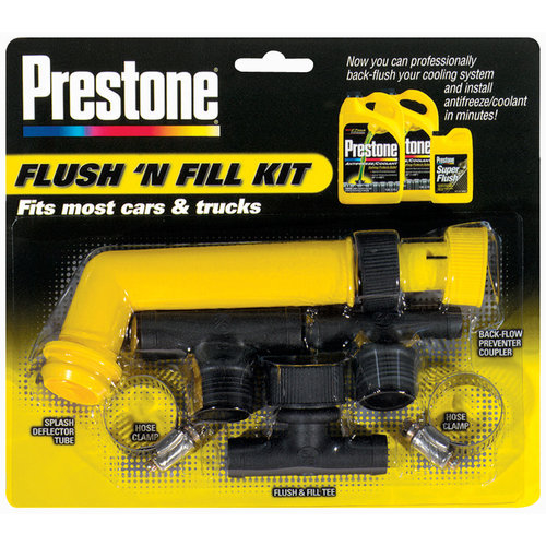 Prestone Antifreeze Flush and Fill Kit
