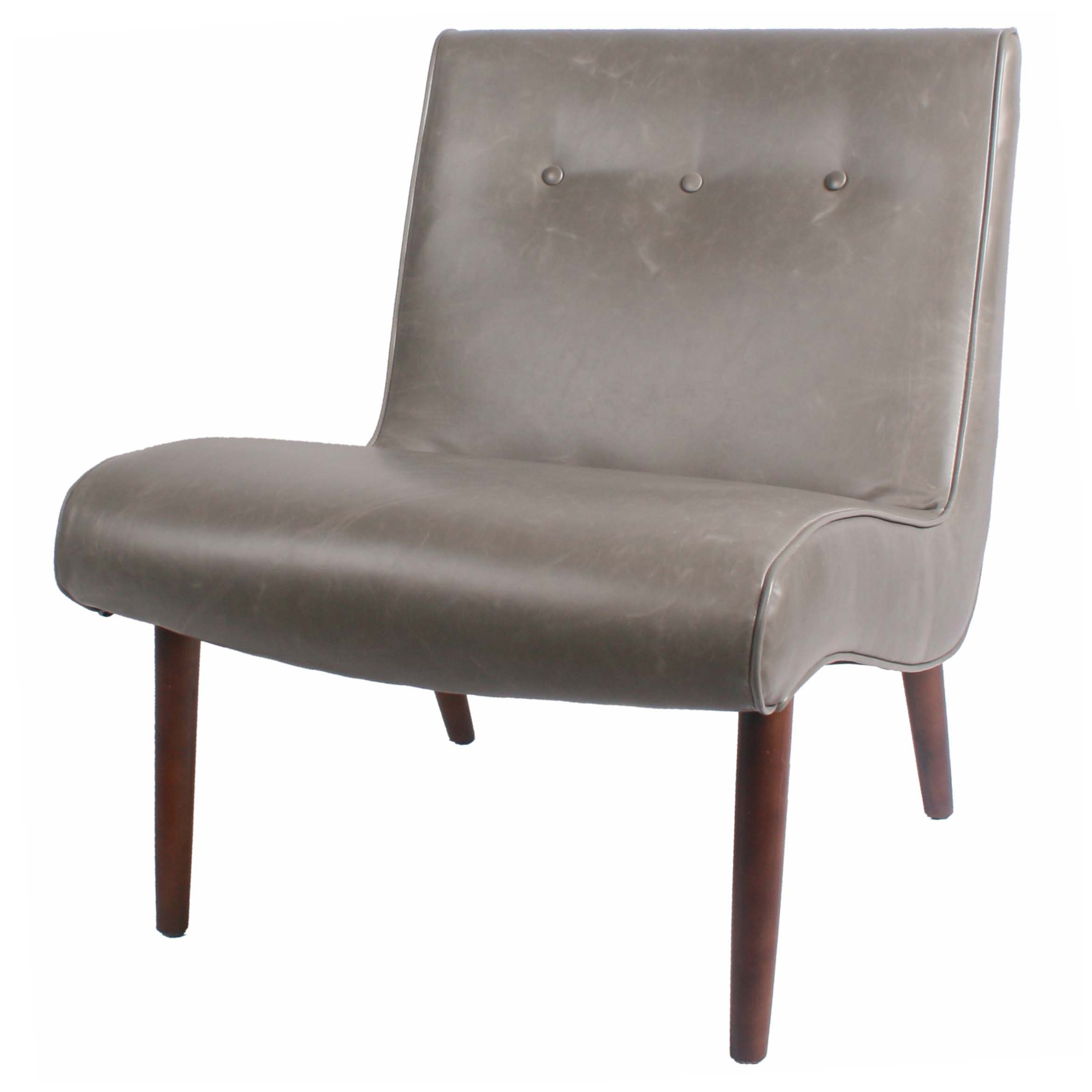 Alexis Slipper Chair, Multiple Colors
