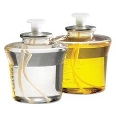 STERNO Soft Light Liquid Wax, 74g, Clear, 36 Hour, Carton