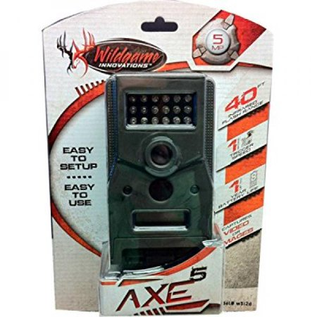 Wildgame Innovations Axe 5 Game Camera - Walmart.com