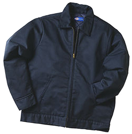 Dickies Mens Insulated Eisenhower Jacket, Black S RG by Dickies