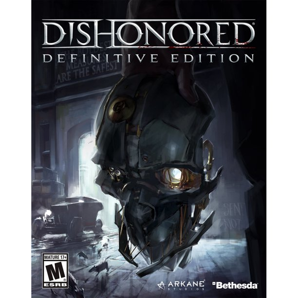 Dishonored - Definitive Edition, Bethesda, PC, [Digital Download], 818858024419