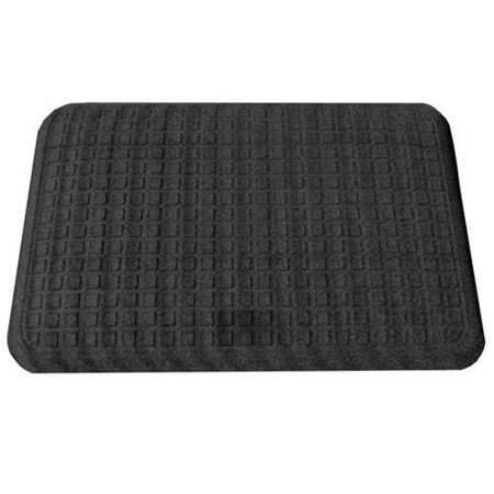 - Sit Stand Smart Mat Charcoal Black for Hard Surfaces