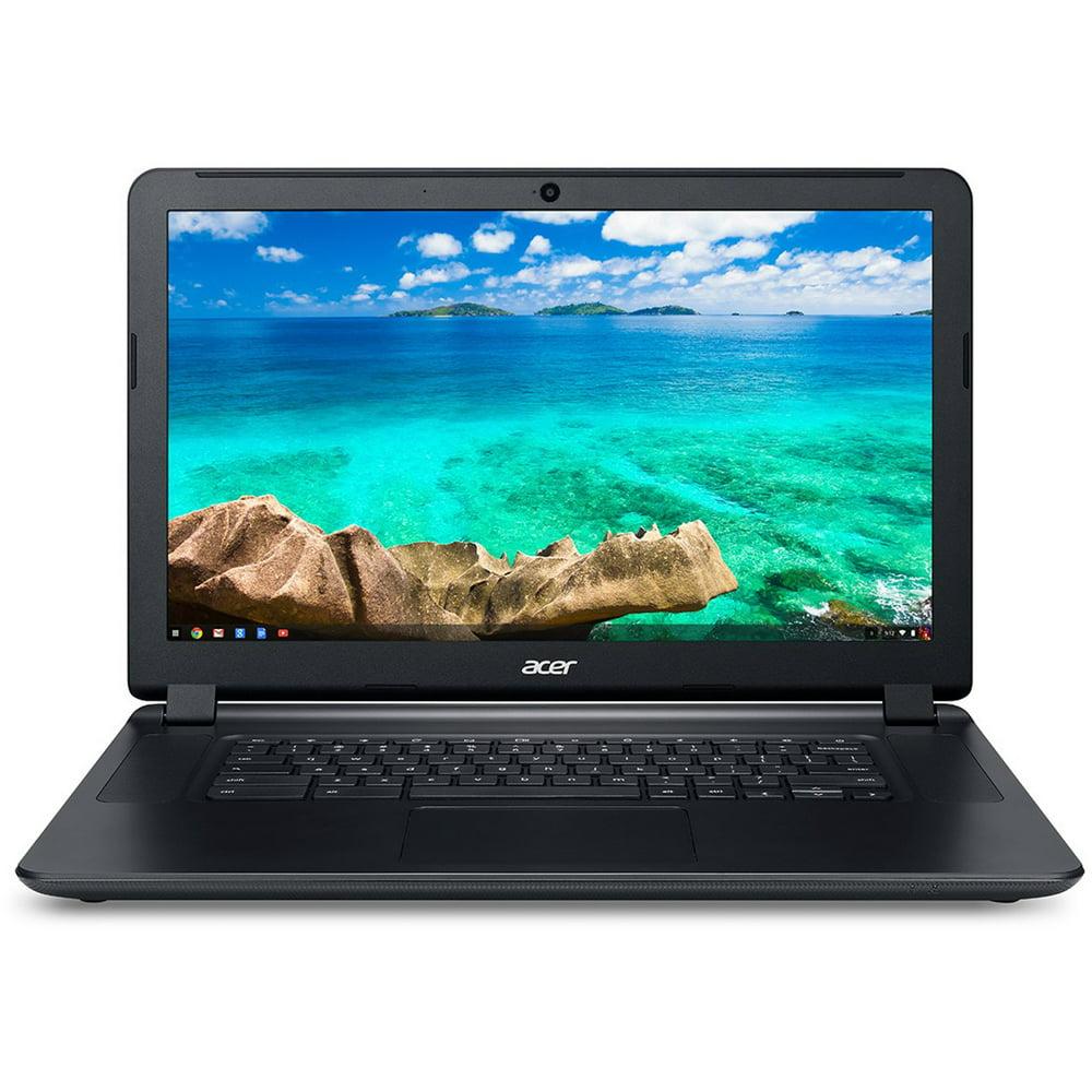 Refurbished Acer Chromebook 15 C910-C453 15.6-inch HD, Intel Celeron, 4GB, 16GB SSD