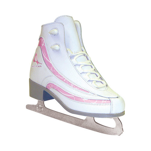 Girls American 516 Softboot Figure Skate