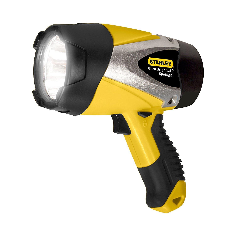 Handheld Spotlight Rechargeable, Stanley 192-lumen Wireless Spotlight Handheld