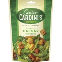 Cardini's Caesar Croutons, 5 oz (Pack of 12)