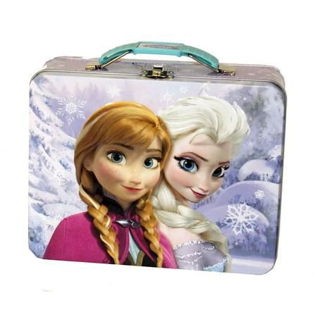Disney 's Frozen Mini Tin Lunch/Toy Box