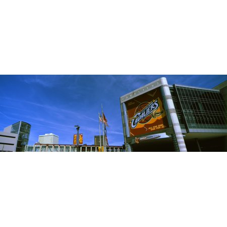 Quicken Loans Arena In Cleveland Ohio Usa Poster Print By Panoramic Images  36 X 13