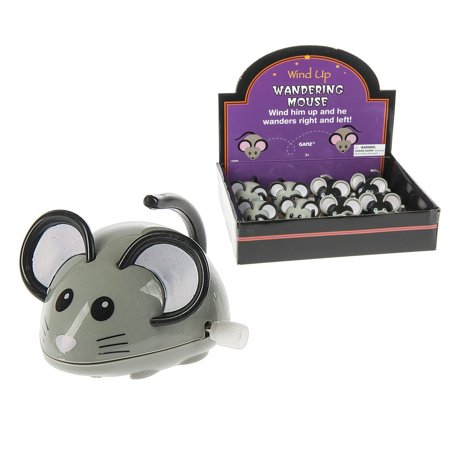 Halloween Scurrying Windup Mouse Toy: Gray - By Ganz](Ganz Halloween Items)