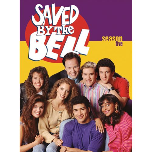 Saved By The Bell: Season 5