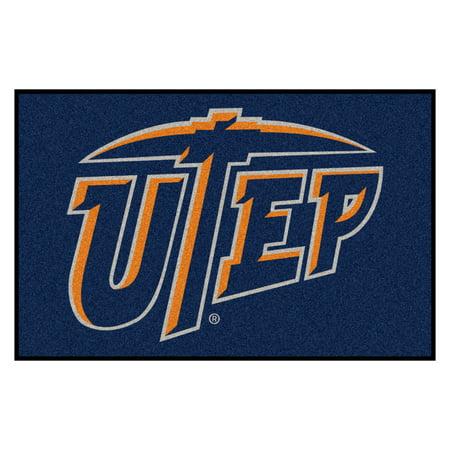 UTEP Starter Rug 19