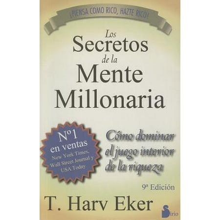 Los Secretos de la Mente Millonaria (Paperback)