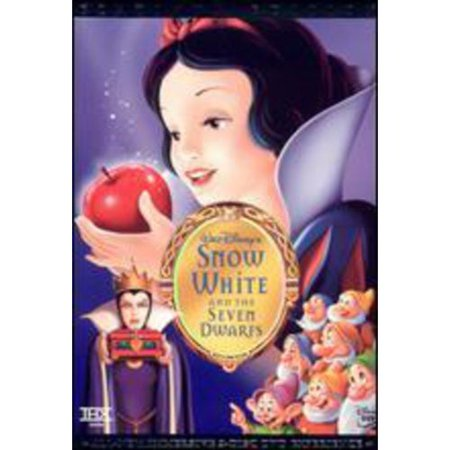 Snow White and the Seven Dwarfs (Disney Special Platinum