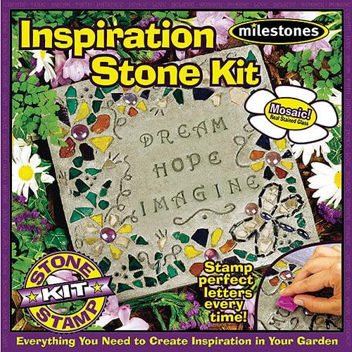 Milestones Inspiration Stepping-Stone Kit