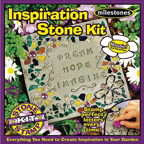 Milestones Inspiration Stepping-Stone Kit