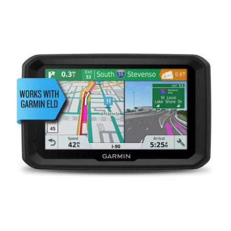 Garmin 010-01858-02 dezl 580LMT-S (North America) Bluetooth Portable GPS w/ Free Lifetime Maps & Traffic Updates (Garmin Gps Mexico Maps)