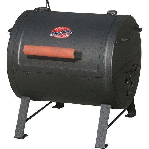 Char-Griller 18.1'' Charcoal Grill Smoker