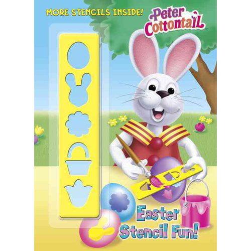 Easter Stencil Fun!