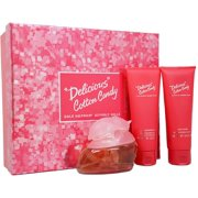 Gale Hayman Delicious Cotton Candy 3-Piece Gift Set for Women 1 ea (Pack of 2)
