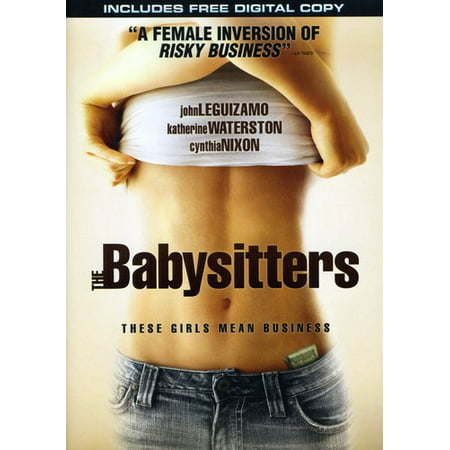 The Babysitters ( (DVD) + Digital Copy) (Sexy Babysitter)