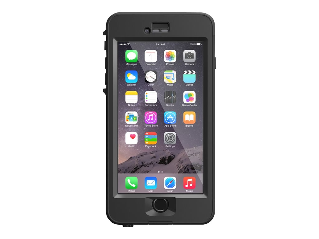 on sale 598cb 75f60 LifeProof NÜÜD Apple iPhone 6 Plus – Protective waterproof case for ...