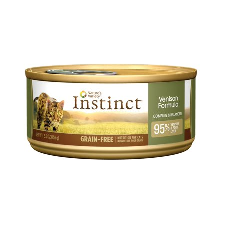 Instinct Canned Cat Food Chicken 5.5 oz. (Instinct Canned Cat Food)