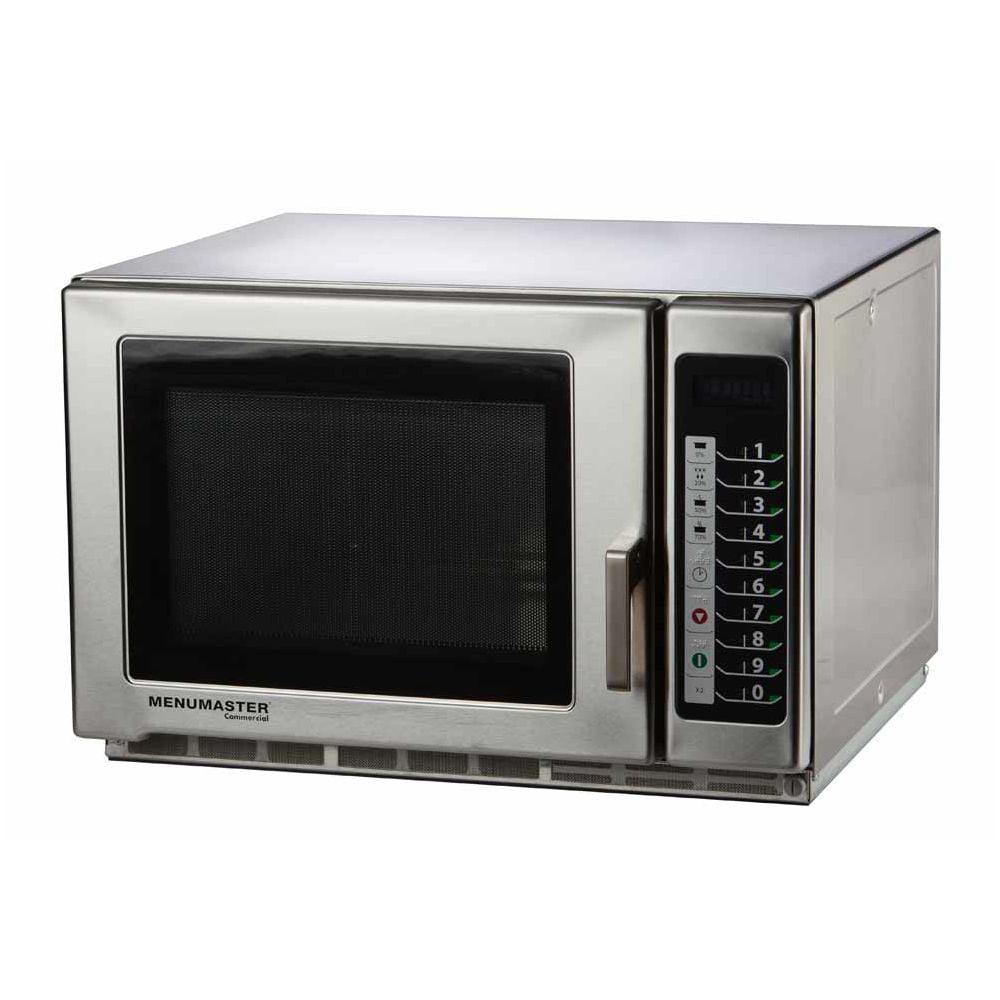Menumaster Commercial MFS18TS Medium Volume 1800 Watt Microwave Oven