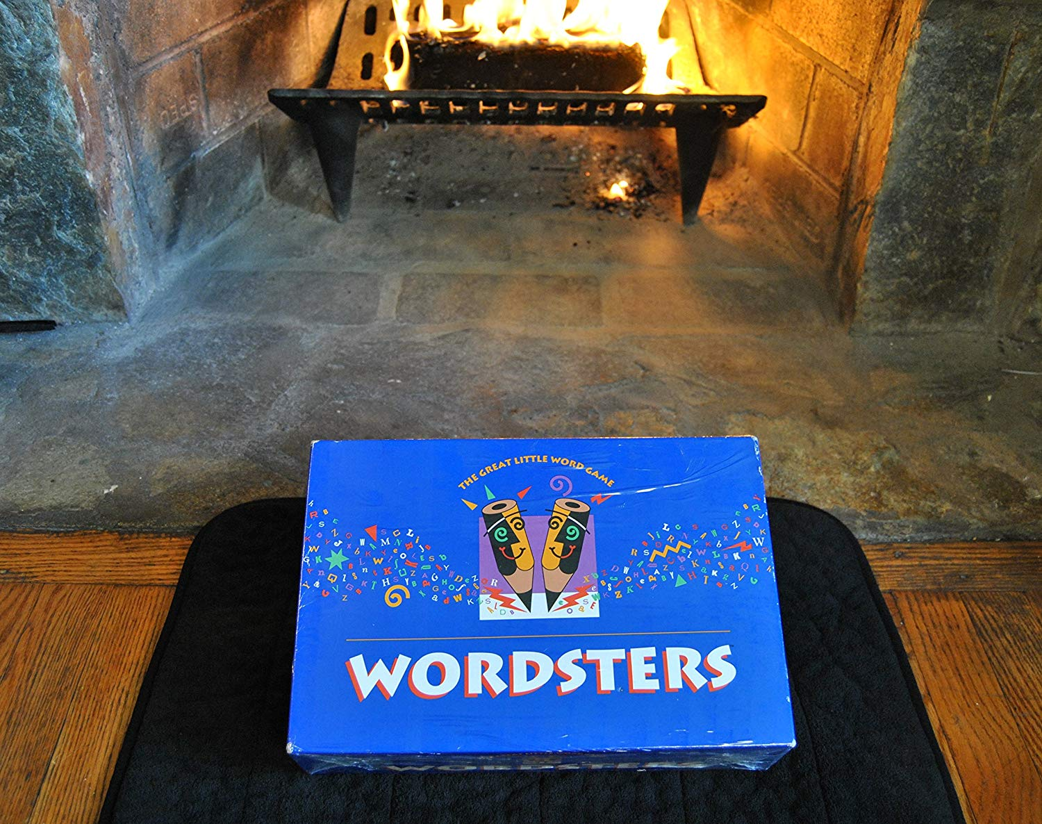 Wordsters, Recommended Ages 13 and up By Milton Bradley by