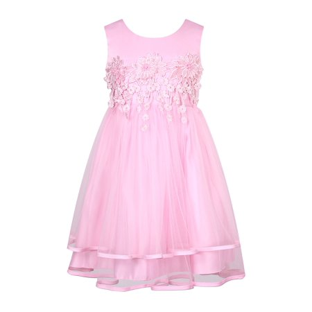 Richie Bottom Halloween (Richie House Girls' Princess Dress with Layered Mesh Bottoms)