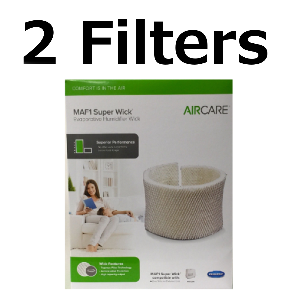 Emerson MAF1 MAF-1 Humidifier Wick Filter Genuine 2 Pack