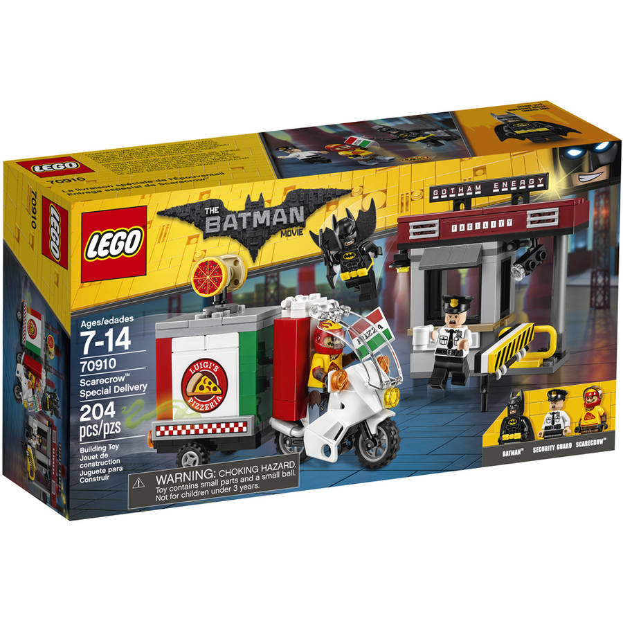 The LEGO Batman Movie - Scarecrow Special Delivery (70910)