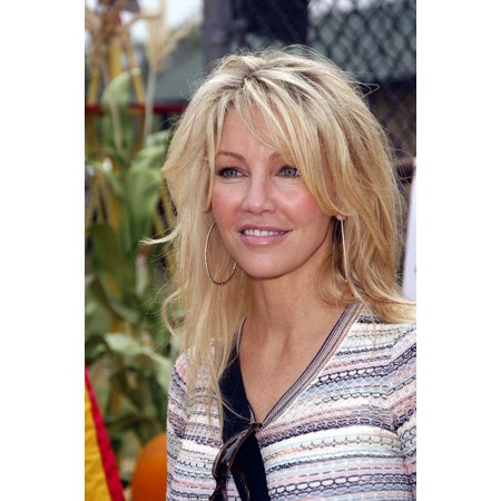 Heather Locklear At Arrivals For Camp Ronald Mcdonald For Good Times Halloween Carnival Universal Studios Back Lot Los Angeles Ca October 23 2005 Photo By Michael GermanaEverett Collection Celebrity