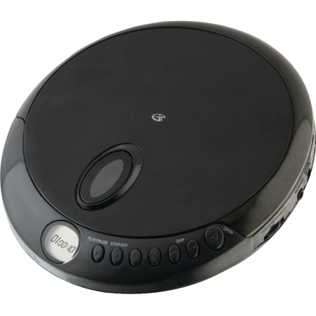 GPX PC301B Personal CD Player (Best Cd Player For Home)
