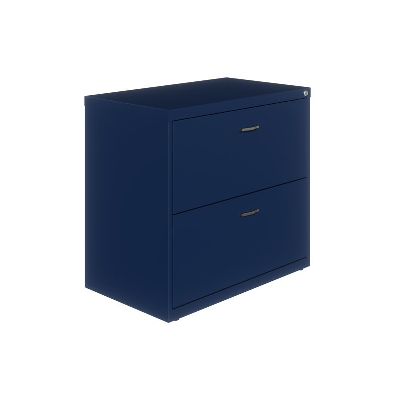 Wide 2 Drawer Lateral File Cabinet