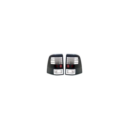 - ANZO 2002-2005 Ford Explorer LED Taillights Black