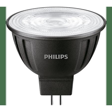 High Output 12 Volt Pump - PHILIPS (10 Pack) 533182 8.5 Watt High Output Dimmable MR16 LED Bulb 12 Volt 2700K