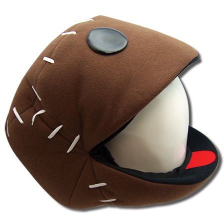 Cosplay - Little Big Planet - New Sack Boy Head Costume Licensed ge2370](Planet Halloween)