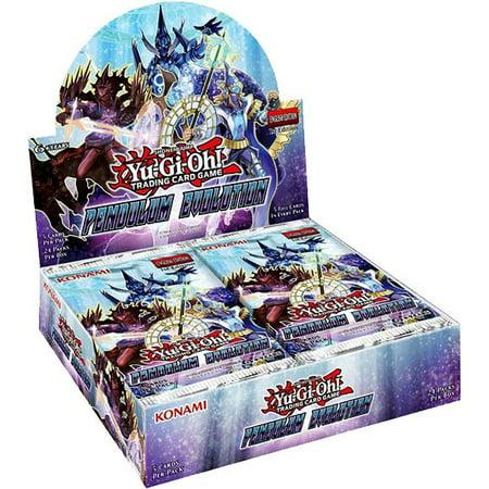 YuGiOh Pendulum Evolution Booster Box [24 Packs]