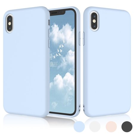 the best attitude 60037 59a26 iPhone X Case, iPhone X Case For Women, iPhone 10 Case, Njjex Matte  Charming Colorful Slim Soft TPU Bumper Case Cover For Apple iPhone X 2017  Release ...