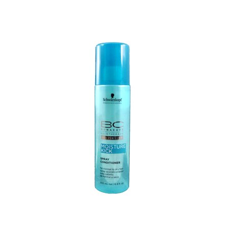 Bonacure Moisture Kick Spray Conditioner - Schwarzkopf - 6.80oz