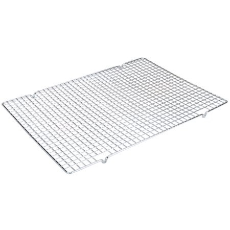Wilton Chrome-Plated Cooling Grid, Rectangle, 14.5 x 20 in. by Wilton